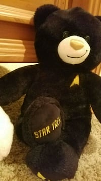 Build a Bear star trek Edison  Gainesville, 20155