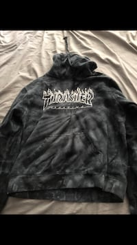 champion and thrasher hoodie