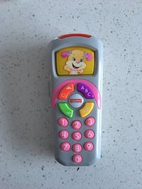 fisher-price toy remote