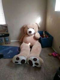 7foot Teddy Bear Phoenix, 85339