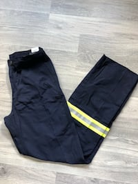 New Workrite 2112 Fire resistant work pant reflective  543 km