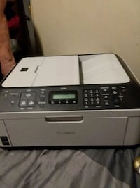 black and gray HP multi-function printer Denham Springs, 70726