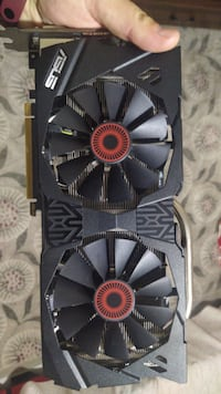 gtx 970 asus strix 4gb 256 bit