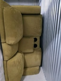 2 seater reliner Oluve Green  Baltimore