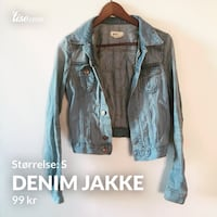 Denim Jakke Bergen, 5056