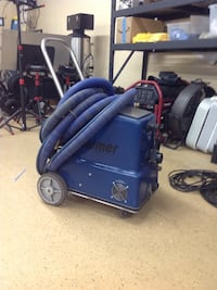 Daimler XPH 5900 carpet extractor w/ wand and hose