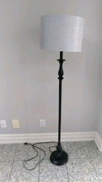black and white floor lamp Toronto, M6A