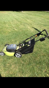 Craftsman Electric Lawnmower Whitchurch-Stouffville, L4A 0B7