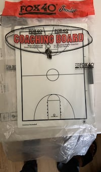 Basketball clipboard