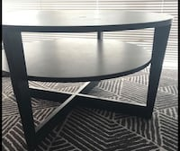 Ikea round black coffee table Mc Lean, 22102