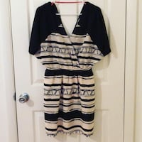 BCBG dress sz S Chantilly, 20151