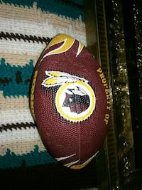 Red skin football  7.00 obo Hagerstown
