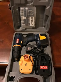 Ryobi drill and specialized bicycle helmet  Archdale, 27263