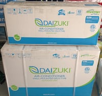 Daizuki 12000btu cooling only inverter with wifi Palm Coast, 32137