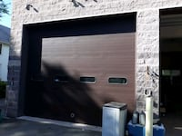 12 ft High by 14 foot wide commercial garage doors