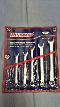 Ratchet action combination wrench Northfield, 44067