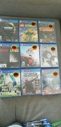 Brand New PS4 and XBox Games  Mississauga, L5B 0H7