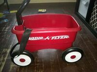 red and black Radio Flyer wagon Grand Rapids, 49507