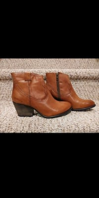 New Women's Size 7 Coolway Boots [Retail $127] LEATHER  Woodbridge, 22193