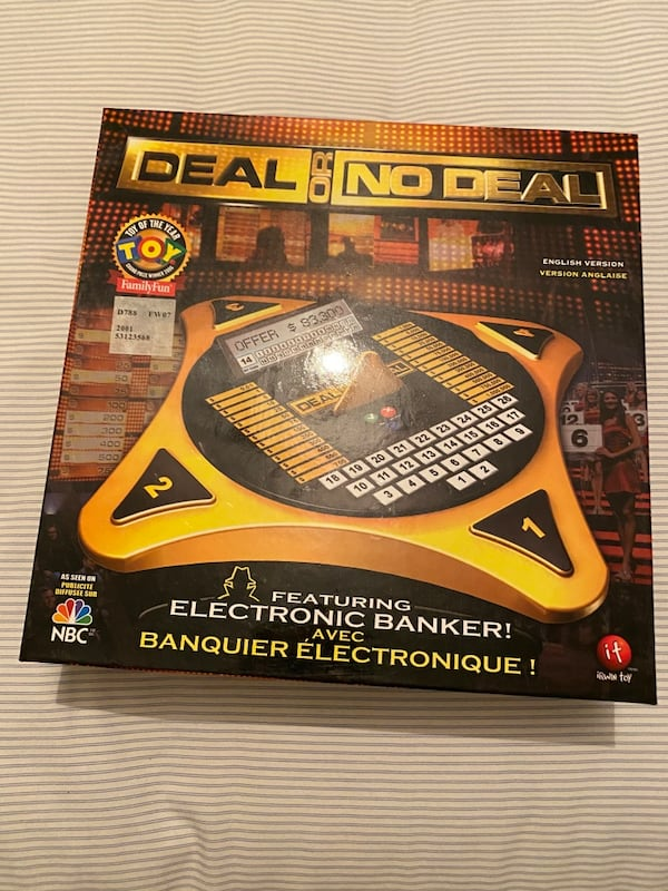 Deal or no Deal Board Game 0e829c5c-d8a3-4df8-b514-418923683588