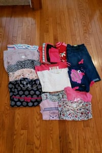 Toddler 3T Clothes,  like new!!!!! Woodbridge, 22191