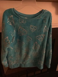 Justice sweater size 20 plus  Centreville, 20121