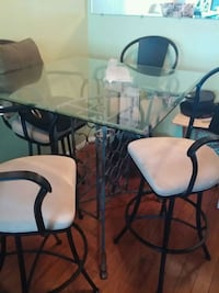 Dinette table and chairs Beltsville