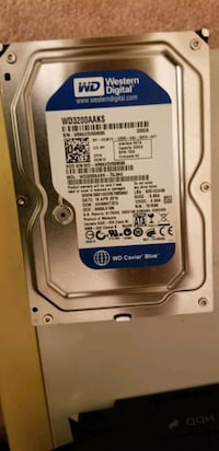 320 gb hard disk 7200rpm (negotiable)