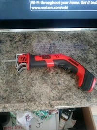 red and black reciprocating saw Owings Mills, 21117
