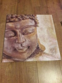 painting of Buddha Skelmersdale, WN8 6DP