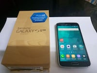 Samsung Galaxy s5  - factory unlocked with box and Springfield