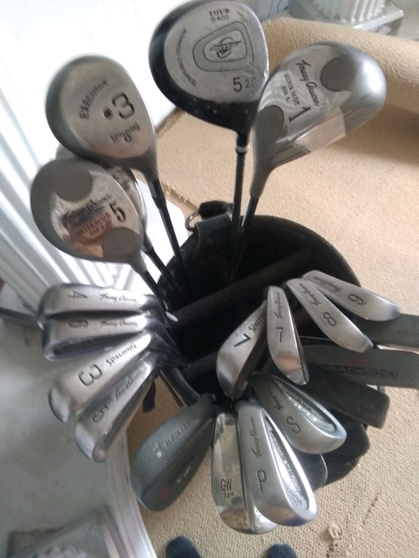 Used Golf clubs 845 s silver Scot for sale in Las Vegas ...