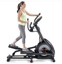black and gray elliptical trainer Gahanna, 43230