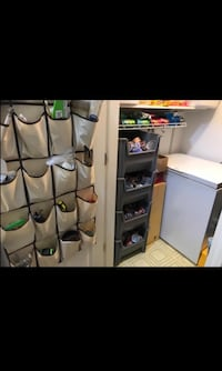 Multi Purpose  Storage Bins.. Stack up to 6.. holds 75 pounds each West Springfield