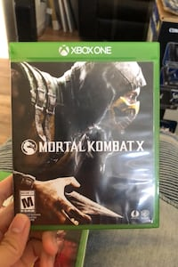 Mortal kombat 10 for Xbox one
