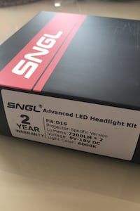 D1S LED LIGHT BULBS PROJECTOR SPECIFIC