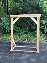 Live Edge Birch Trellis Wanaque, 07465
