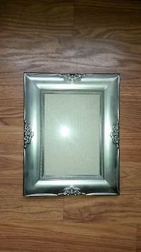 Silver Picture Frame Washington