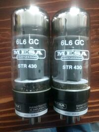 NessTone Amplifier Tubes Are MESA/BOOGIEQUALITY&59.99online@RussoMusic