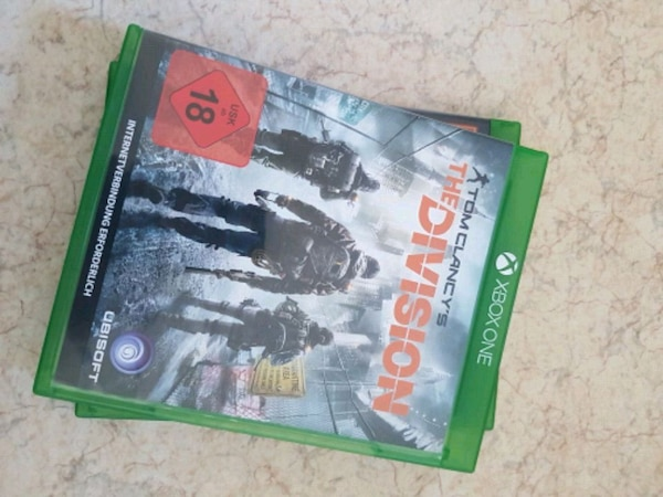 The DIVISION Tom Clancy's // XBOX One