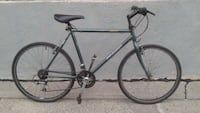 black and gray road bike Montreal, H1Y 1L3
