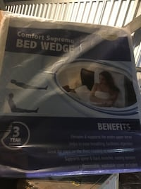 Comfort Supreme Bed Wedge Pillow Toronto, M9M 0A5