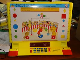 GeoSafari Electronic Learning Game