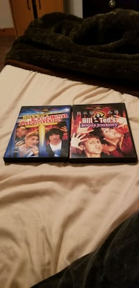 Bill&ted's Excellent Adventure and  Bogus journey  Papillion, 68046
