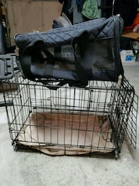 Dog crate & Carry bag Vaughan, L6A