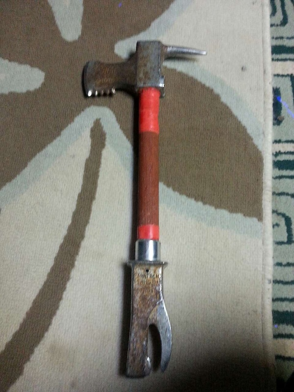 Wow!  Paratech pry axe