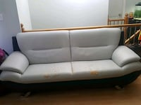 2 bonded leather sofas Vancouver, V5W 1X7