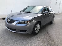 2006 MAZDA 3 automatic 130 k miles has no mechanical problems everything works great  867 mi