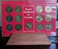 assorted coin collection in box Waterloo, N2L 5V9