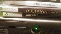 Xbox 360 with 14 games and 3 controllers Connelly Springs, 28612